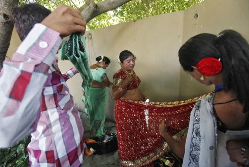 Секс-туризм. Индия, Сонагачи