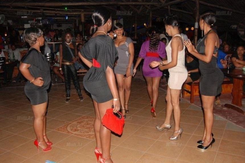 Секс-туризм. Кения