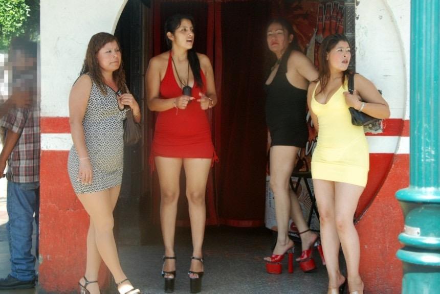Секс-туризм. Мексика, Тихуана