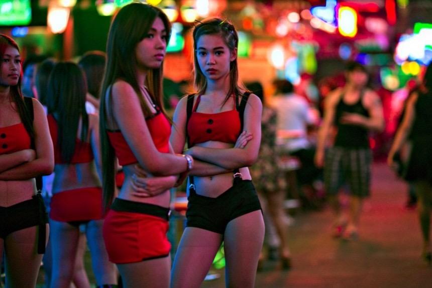 Секс-туризм. Таиланд