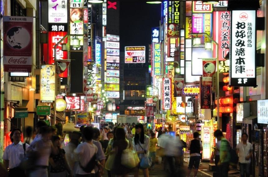 Секс-туризм. Япония