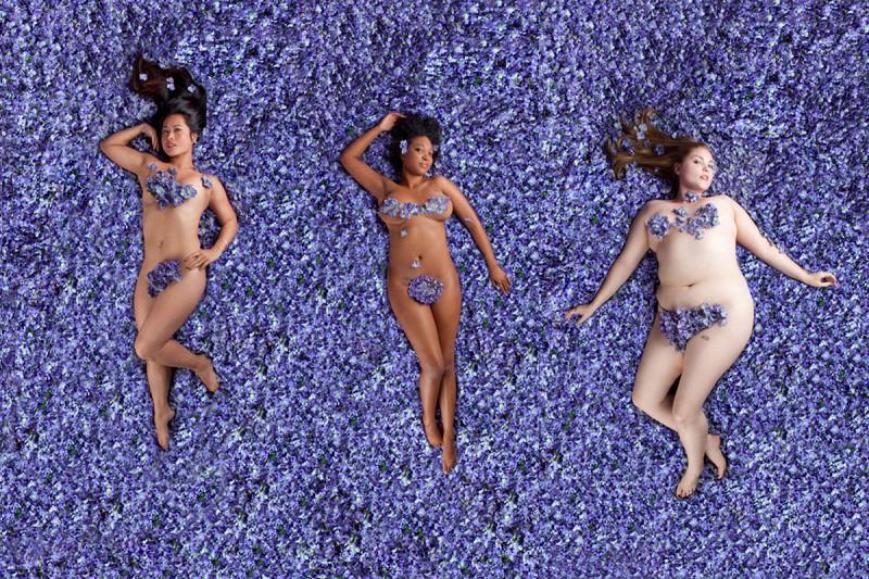 Женщины примерили образ «Красоты по‑американски»