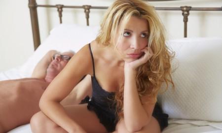 Чем грозит женщине секс без желания