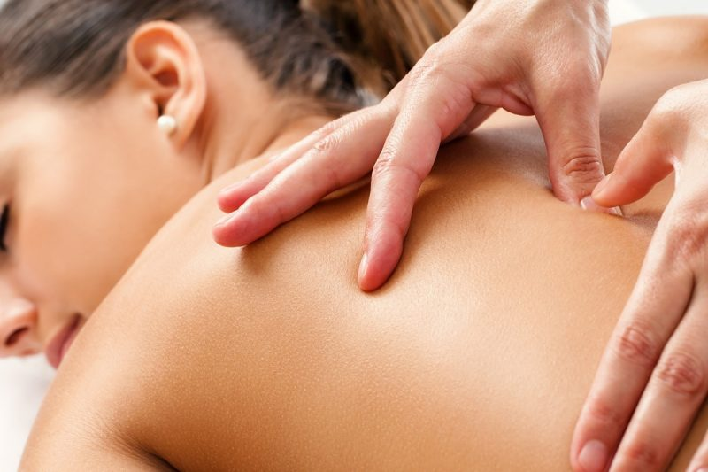 Поэтапная техника эротического массажа