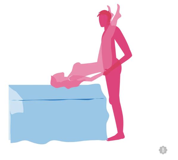 5 позиций, которые стоит практиковать в постели, если вам скучно